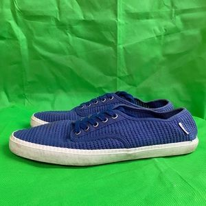 Vans Vintage Knitted Cloth Authentic Low Size 11